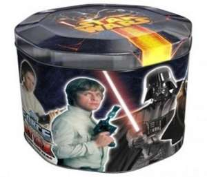 Karten: Star Wars: Force Attax - Movie Card Tin-Box