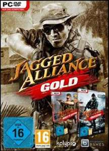 Jagged Alliance Gold