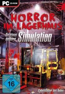 Horror im Lagerhaus: Gabelstapler des Todes