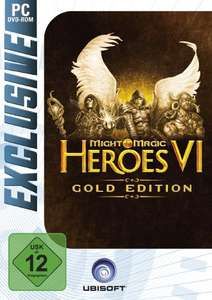 Might & Magic: Heroes VI/6 #Gold Edition [Exclusive]
