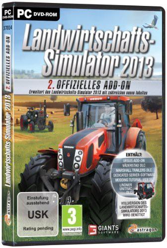 Landwirtschafts-Simulator 2013: 2. offizielles Add-On