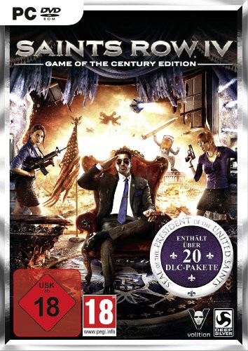 Saints Row IV #Game of the Century Edition