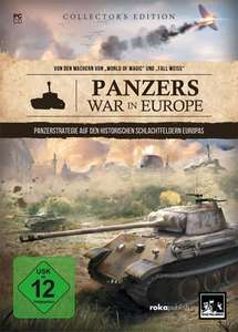 Panzers: War in Europe