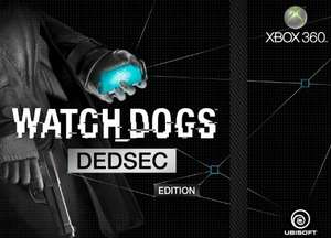 Watch Dogs #DEDSEC Edition