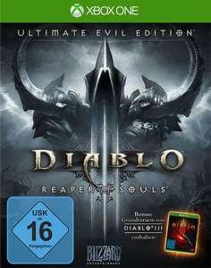Diablo III: Reaper of Souls #Ultimate Evil Edition