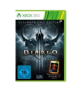 Diablo III: Reaper of Souls #Ultimate Evil Edition