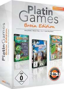Platin Games - Brain Edition