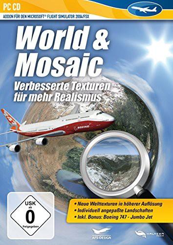 Flight Simulator X: World & Mosaic