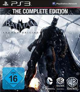 Batman: Arkham Origins #The Complete Edition