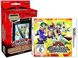 Yu-Gi-Oh! Zexal: World Duel Carnival Bundle