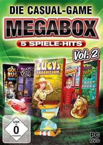 Die Casual-Game MegaBox Vol. 2