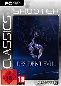 Resident Evil 6 [Classics]