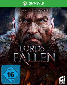 Lords of the Fallen #Limited Edition