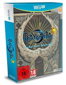 Bayonetta 2 #First Print Edition