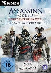 Assassin's Creed: Geburt einer neuen Welt / Die amerikanische Saga