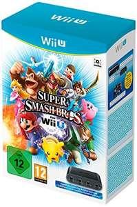 Super Smash Bros inkl. GameCube Controller Adapter