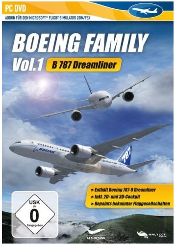 Flight Simulator X: Boeing Family Vol. 1