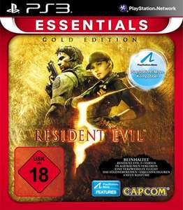 Resident Evil 5 #Gold Edition [Essentials]