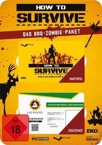 How to Survive: Das BBQ-Zombie-Paket