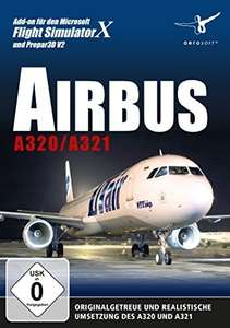 Flight Simulator X: Airbus A320 / A321