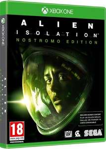 Alien: Isolation #Nostromo Edition