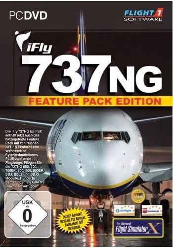 Flight Simulator X: iFly 737 NG - Feature Pack Edition