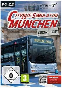 Citybus Simulator München [Best of]