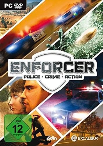 Enforcer: Police, Crime, Action