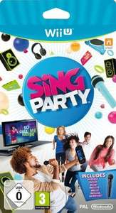 Sing Party + Mikrofon