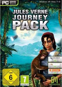 Jules Verne Journey Pack