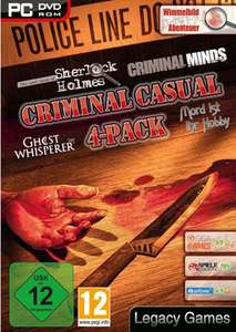 Criminal Casual 4-Pack