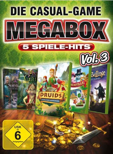 Die Casual-Game Megabox Vol. 3