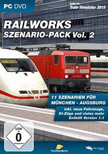 Train Simulator 2015: Railworks Scenario -Pack Vol. 2
