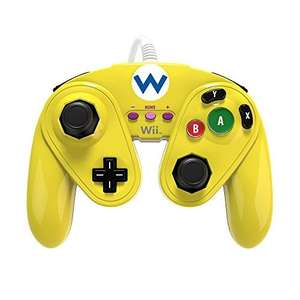 Original Gamecube Controller - Wario Edition