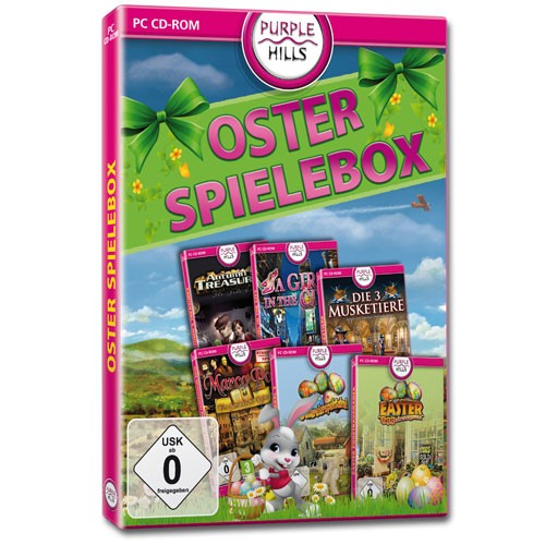 Oster Spielebox 2015 [Purple Hills]