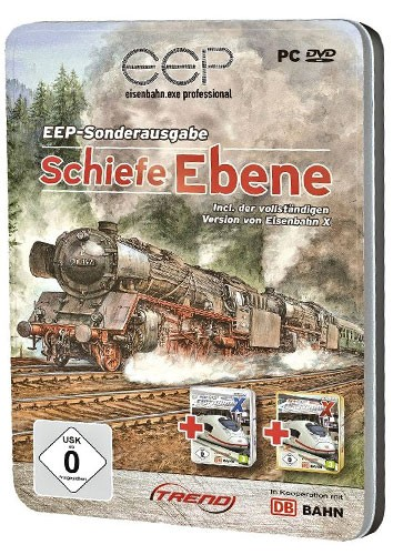 EEP / Eisenbahn.exe Professional: Schiefe Ebene