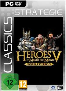 Heroes of Might and Magic V - Gold Edition [Classics]