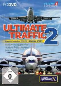 Flight Simulator X: Ultimate Traffic 2 - 2013 Edition