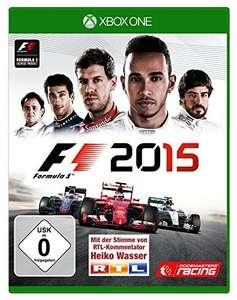 F1 / Formula One 2015