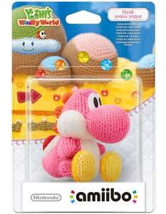 Yoshi's Woolly World Collection Figur: Woll-Yoshi #pink
