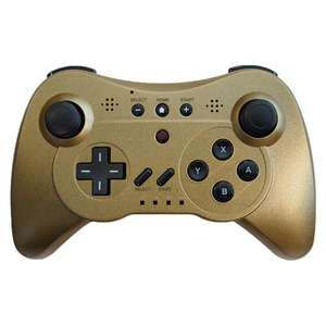 Limited Super Gold Controller [Steelplay]