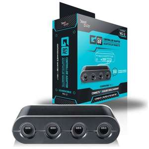 Gamecube Controller Adapter [Steelplay]