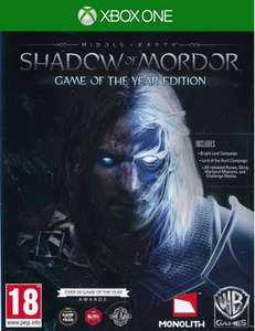 Mittelerde: Mordors Schatten #Game of the Year Edition