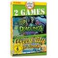 2 Games: Deadlings + Green City 3 [Yellow Valley]