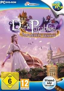 Dark Parables: Rapunzels Gesang
