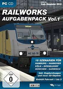 Train Simulator 2015: Railworks Aufgabenpack Vol. 1