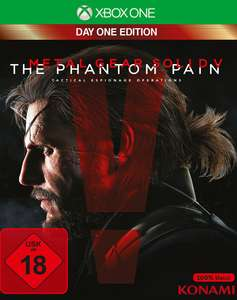 Metal Gear Solid V: Phantom Pain #Day One Edition
