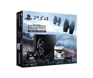 Konsole 1TB #Star Wars Battlefront Limited Edition