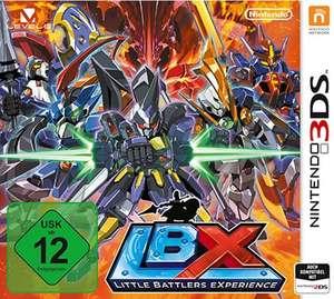 LBX / Little Battlers Experience