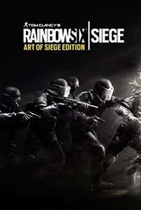 Rainbow Six: Siege #Art of Siege Collector's Edition